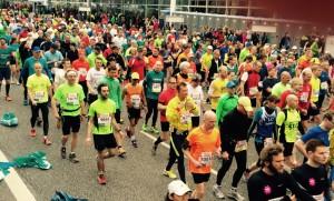 Auf geht´s, der Marathon ruft!