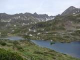 Ordentlich Wasser vor der Hütt´n: der Giglach-See